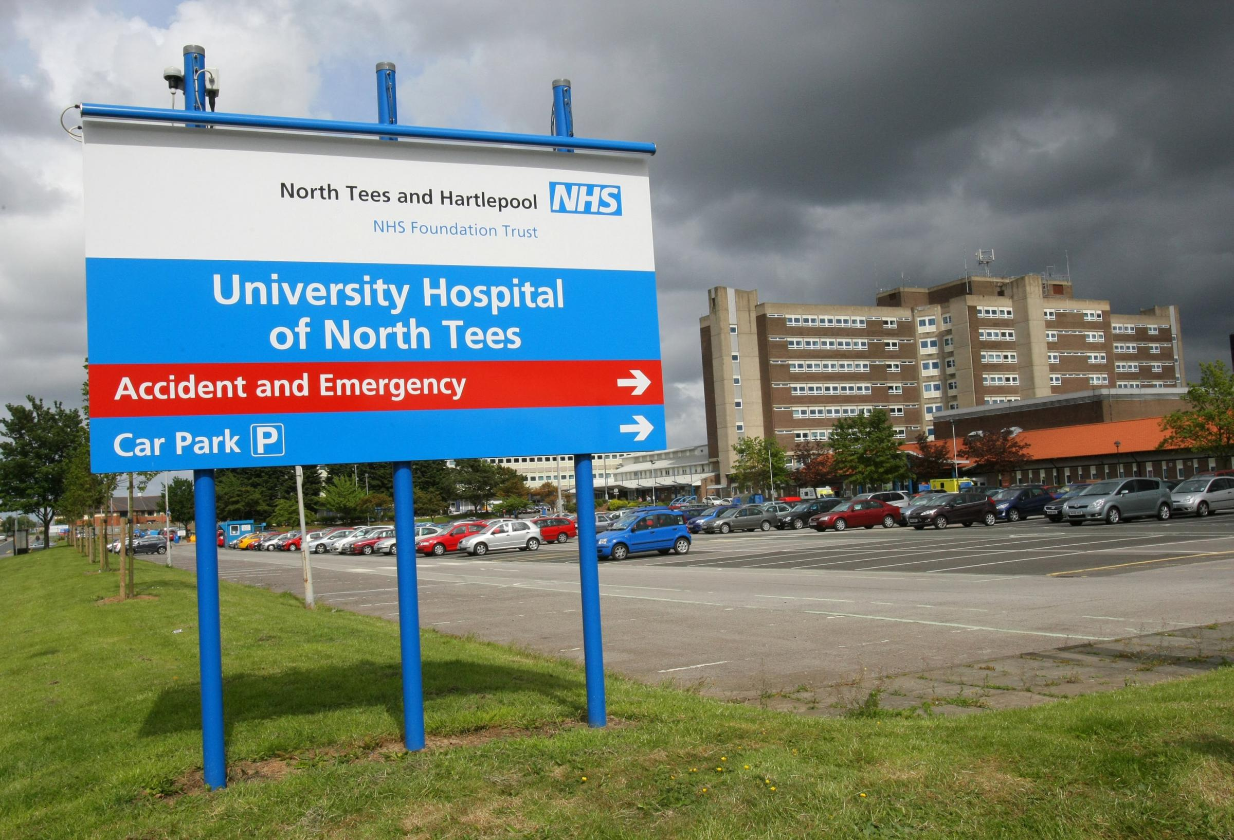 SINKING SHIP: A&E staff claim they are facing