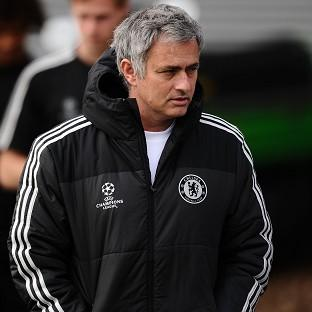 The Northern Echo: Jose Mourinho, pictured, believes Didier Drogba will return to Chelsea one day