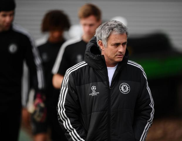 The Northern Echo: ANGER: Jose Mourinho