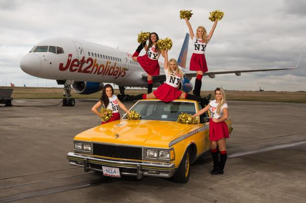Jet2 announces more New York flights and city breaks taking off from Newcastle International Airport.