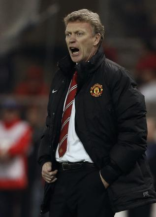 CONFIDENT: David Moyes