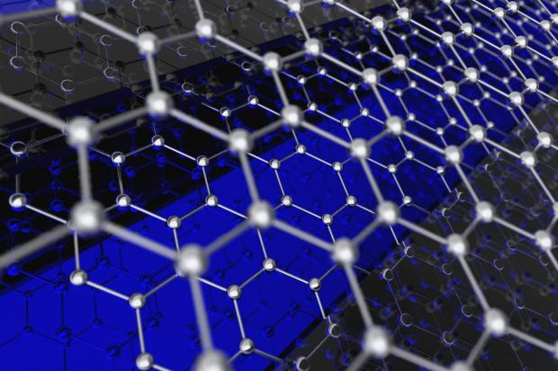 Graphene is tougher than diamond and a superb conductor of heat and electricity