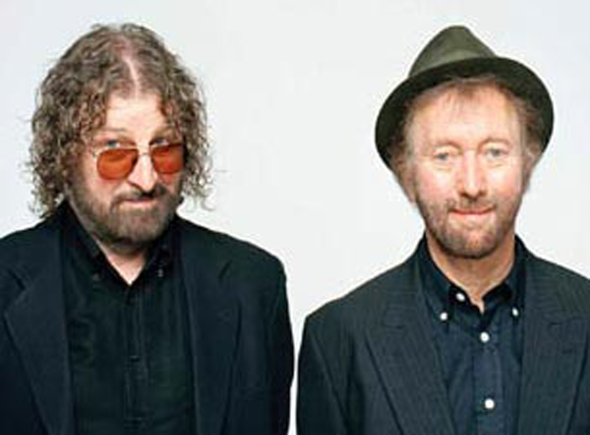 Chas and Dave are supporting Status Quo