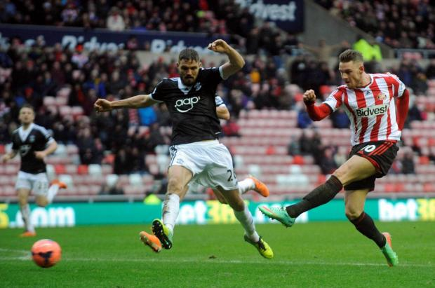 BACK ON WEARSIDE: Striker Connor Wickham has returned to Sunderland from Leeds and is set to start up front at Liverpool tomorrow evening