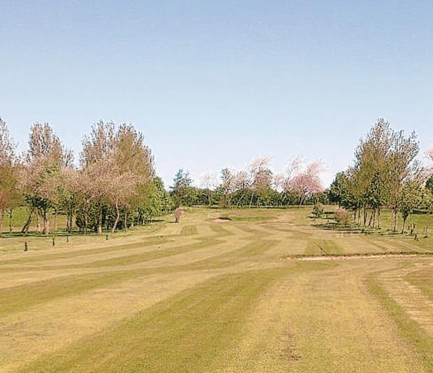 CLEAR VIEW: A fairway at Ineos Golf Club in Newton Aycliffe