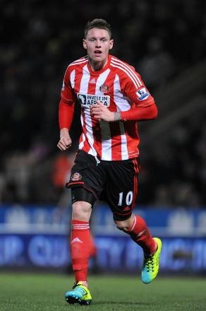 TIME TO SHINE: Sunderland striker Connor Wickham