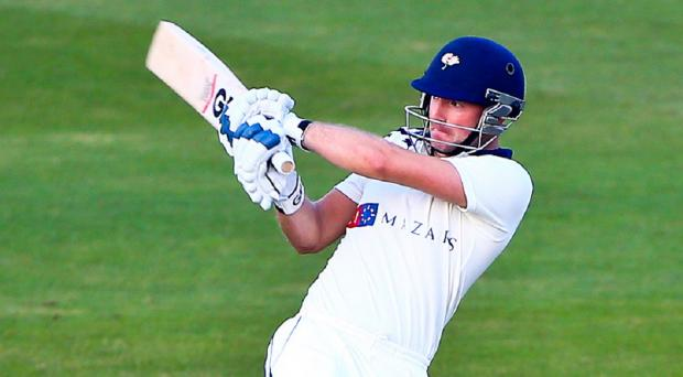 Yorkshire in commanding position at Taunton