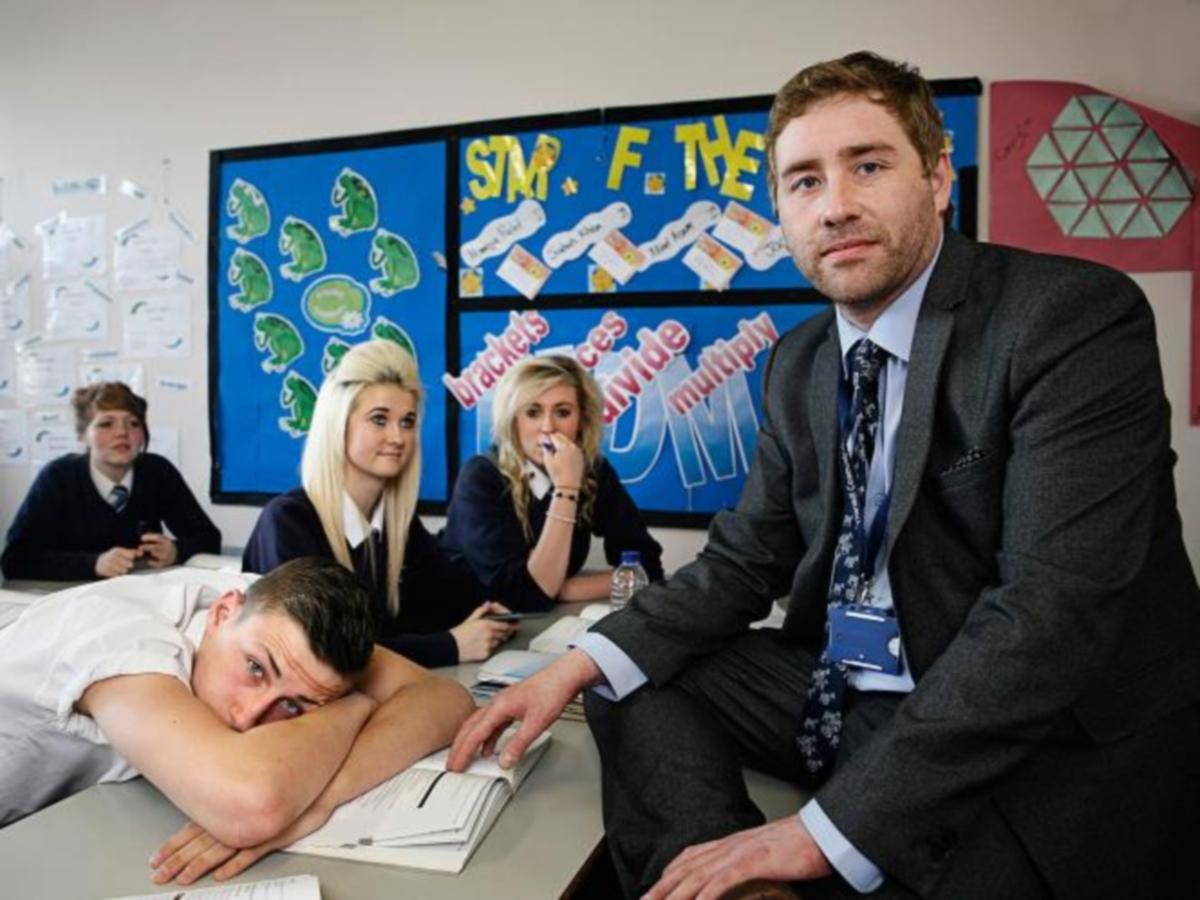 Educating Yorkshires Mr Steer Guest Speaker At Teesside University