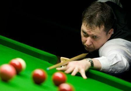 BIG WIN: Mike Dunn beat Mark Selby in the quarter-finals of the China Open