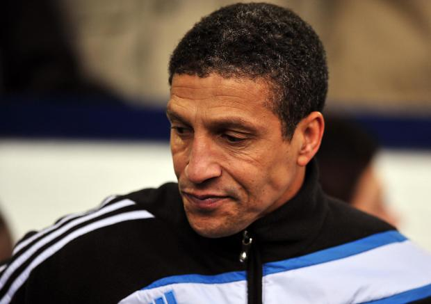 The Northern Echo: SACKED: Chris Hughton