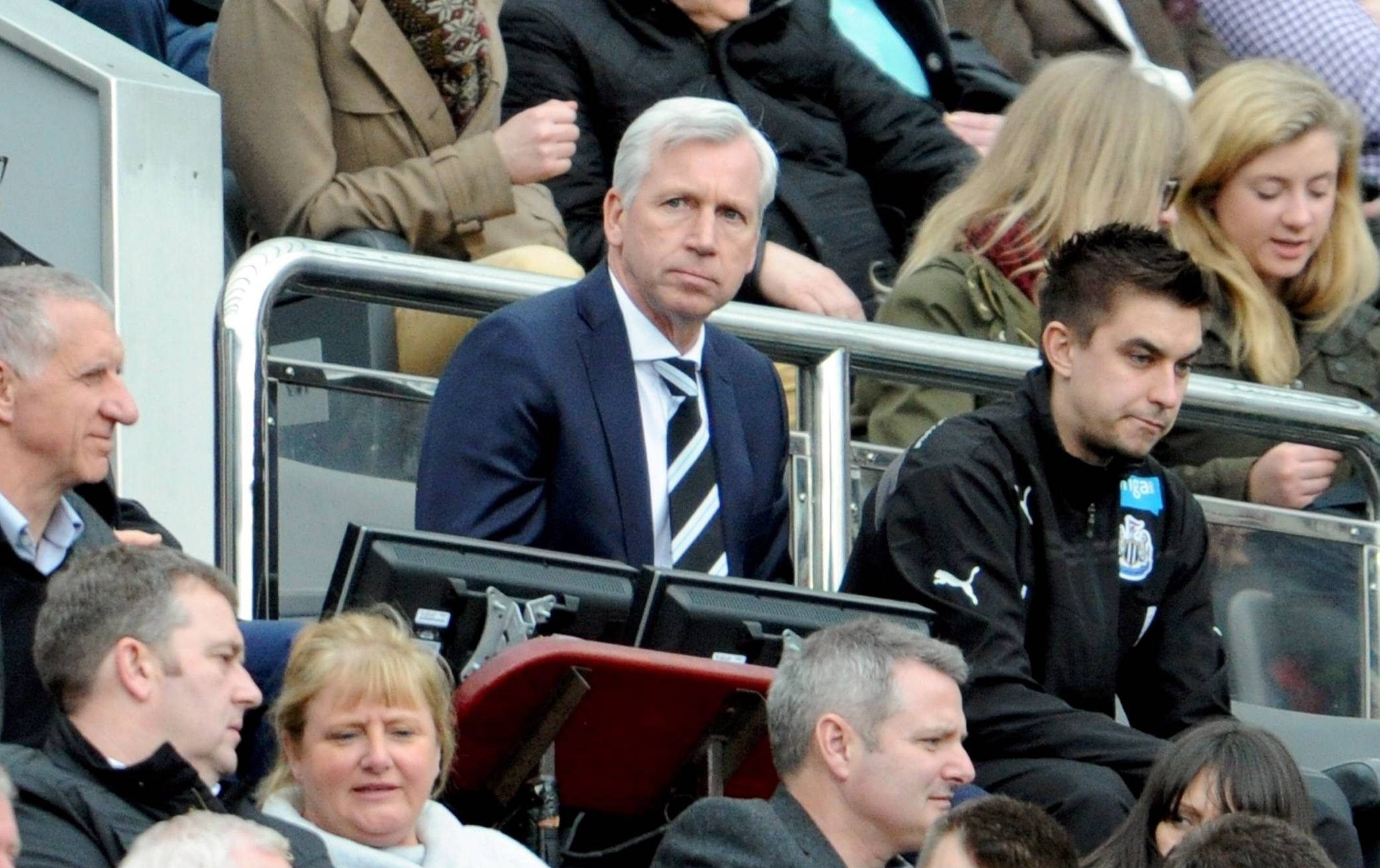 Pardew keen to give Magpies fans a finish to be proud of