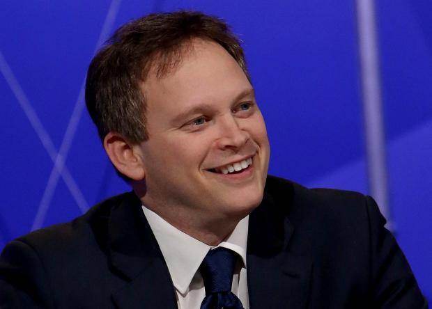 TORY PARTY CHAIRMAN: Grant Shapps