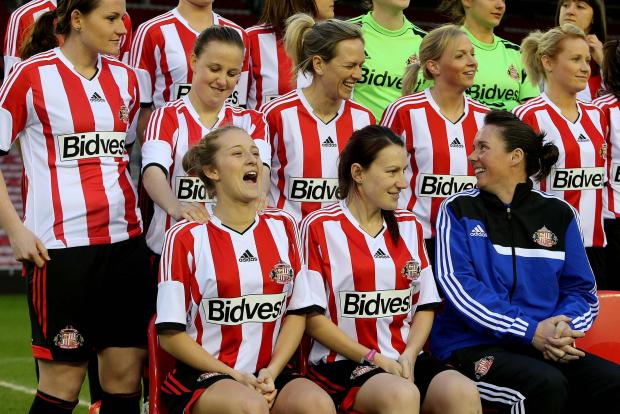Sunderland continue dream start to WSL2 season with Villa victory