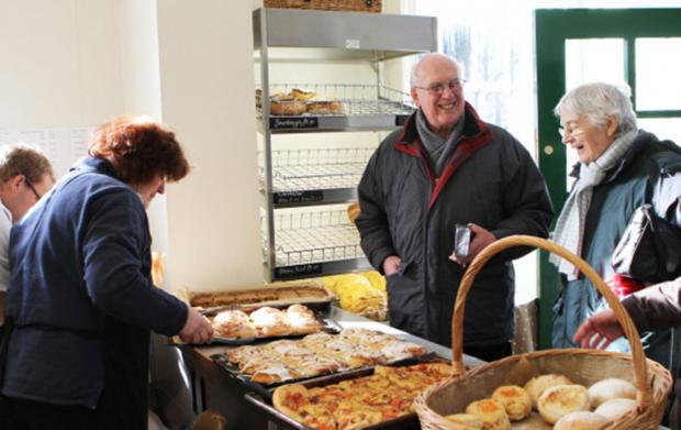 Bedale bakery bowled over after bringing bread to market