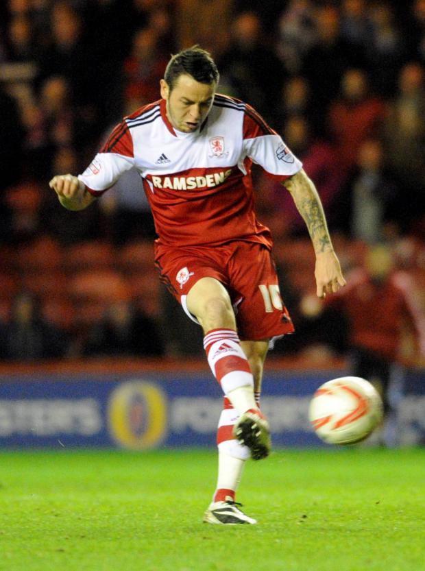 The Northern Echo: AT THE DOUBLE: Lee Tomlin
