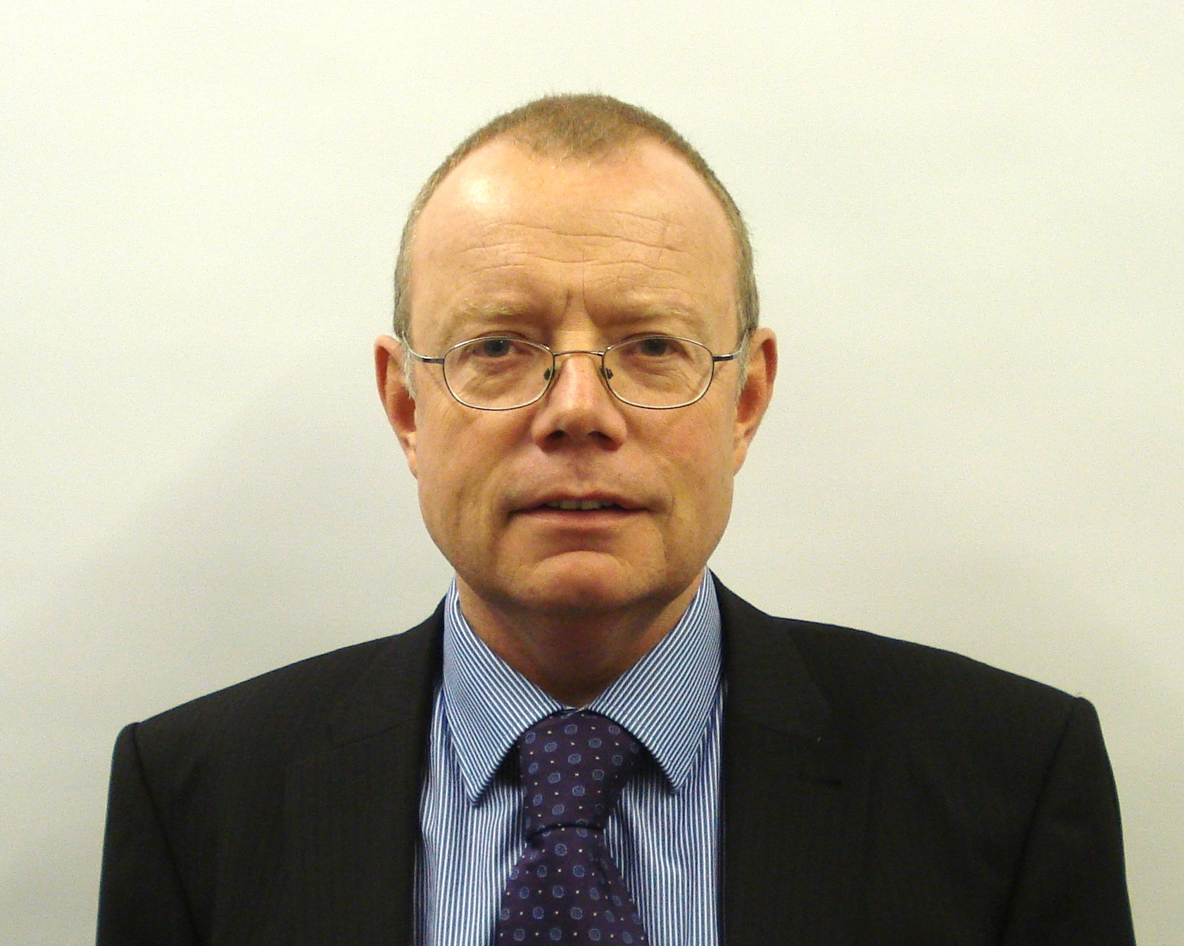 Richmond School headteacher Ian Robertson