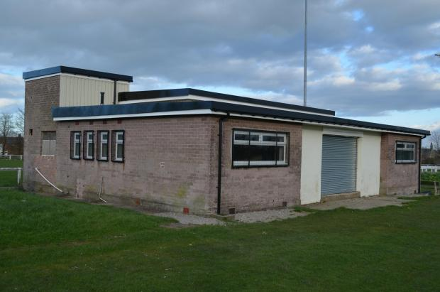 A £50,000 scheme to improve the pavilion and changing facilities at the Randolph Social Welfare Ground in Evenwood is progressing well