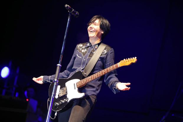 Sharleen Spiteri of Texas performing at Hardwick Live last year