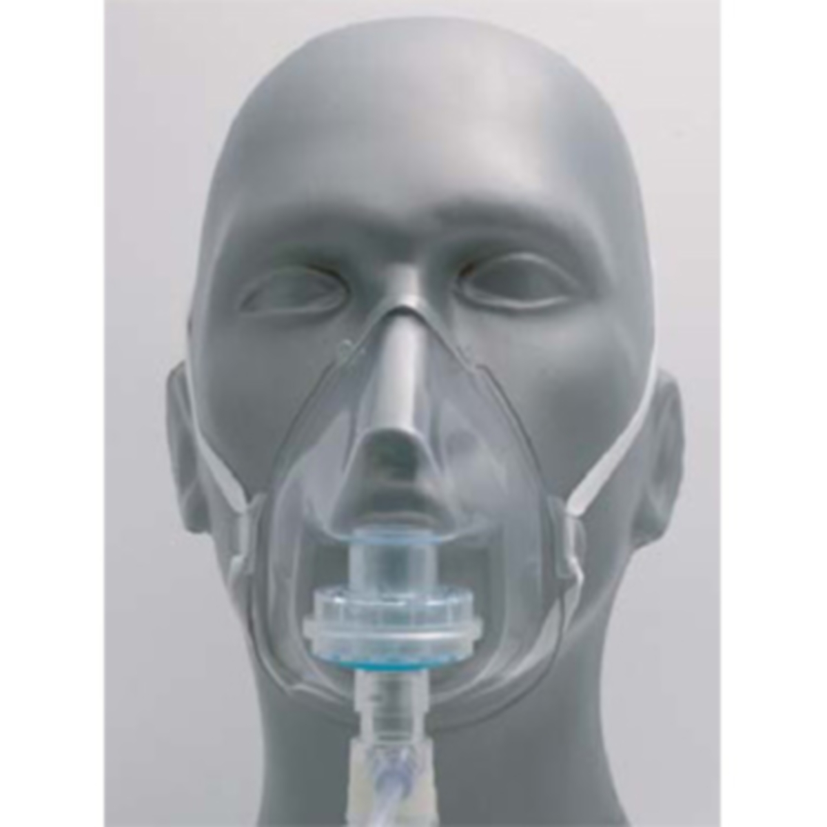 An oxygen mask similar to the one used by 77-year-old Margaret Woodward