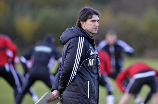 The Northern Echo: CHANGE OF PLAN: Aitor Karanka admits his mindset has changed regarding the the type of player he wants to sign
