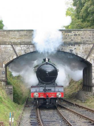 FULL STEAM: Library to stage a month of events celebrating our railway heritage