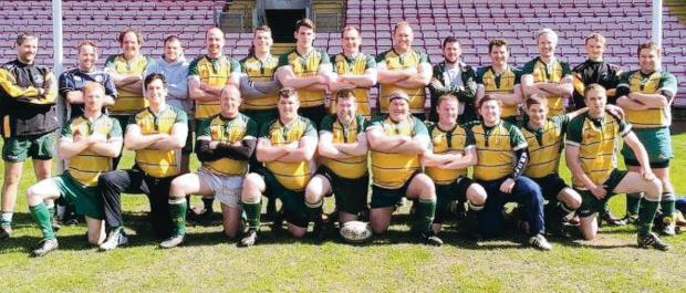 The Northern Echo: FINAL FIXTURE: Northallerton Seconds, pictured before last weekend's match at Mowden Park