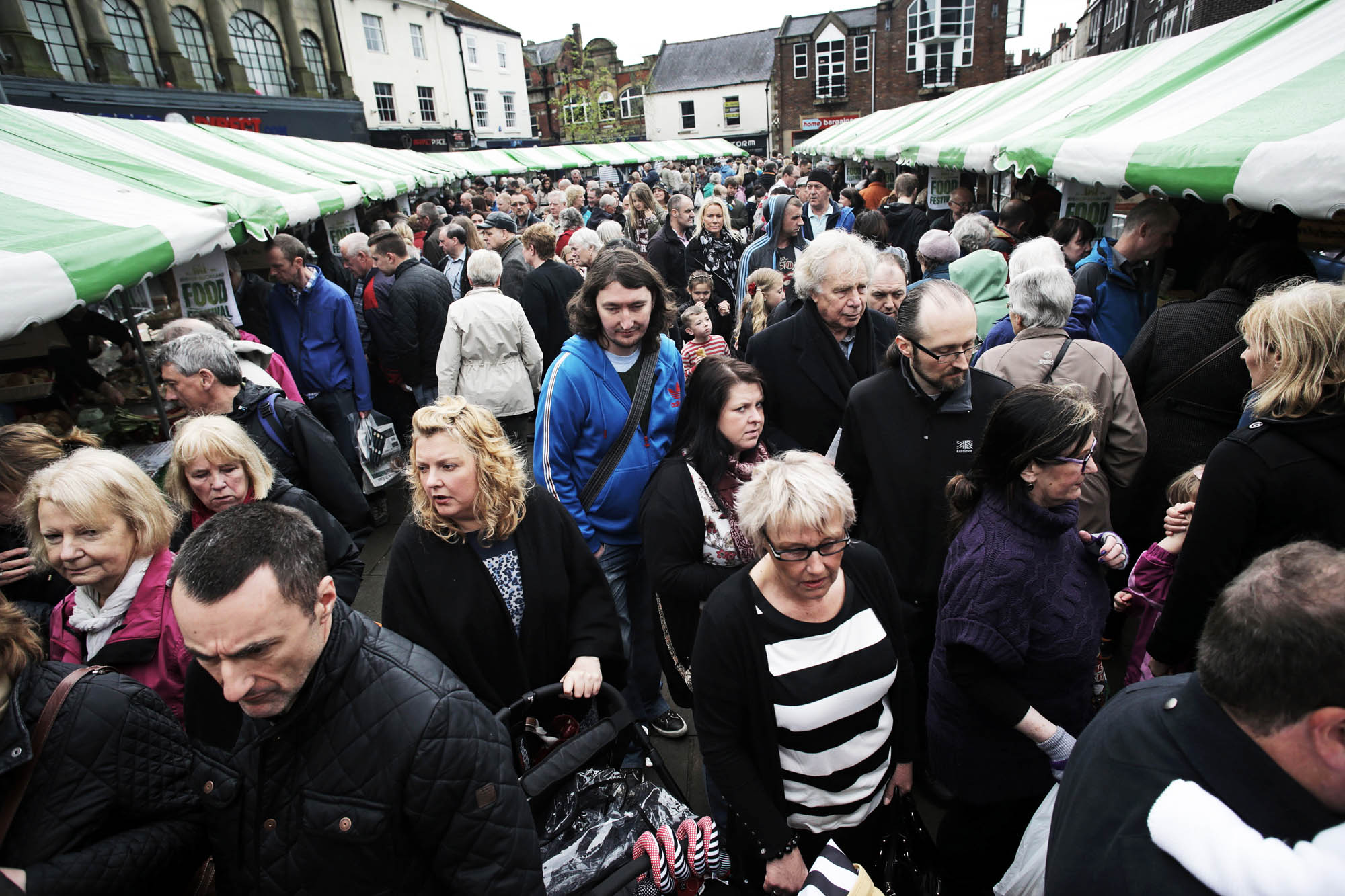 20,000 visitors enjoy culinary delights of Bishop Auckland Food Festival