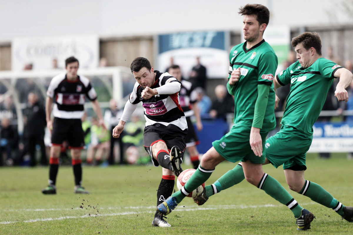 Match analysis: Darlington 1 Burscough 2