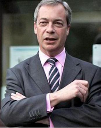 Farage rules out by-election challenge