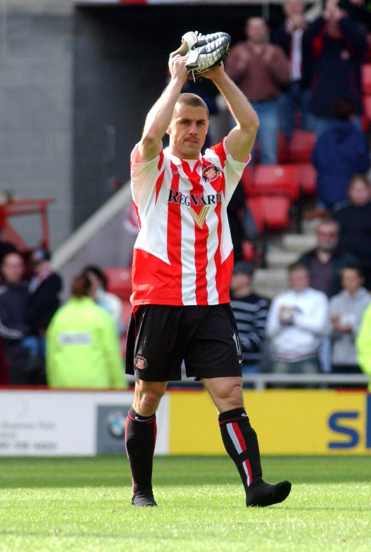 BOWING OUT: Kevin Phillips will play the final game of his footballing career this weekend