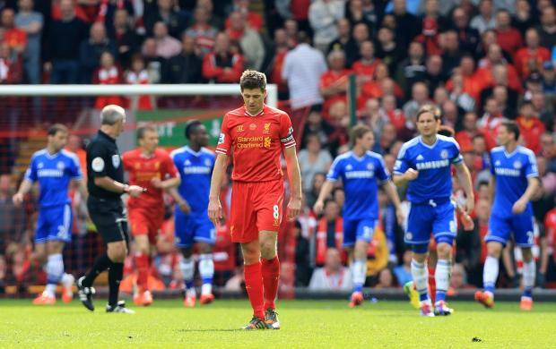 BSkyB's football coverage included last weekend's Premier League clash between title contenders Liverpool and Chelsea