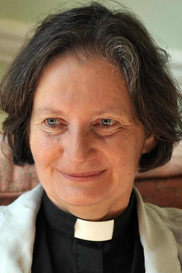 The Northern Echo: The  Very Rev Vivienne Faul