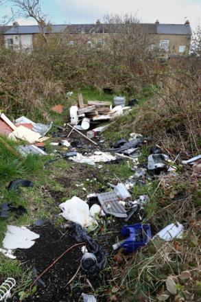 Flytippers are being threatened with prosecution if caught
