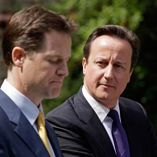 PM and Clegg 'should agree rules'   The Northern Echo