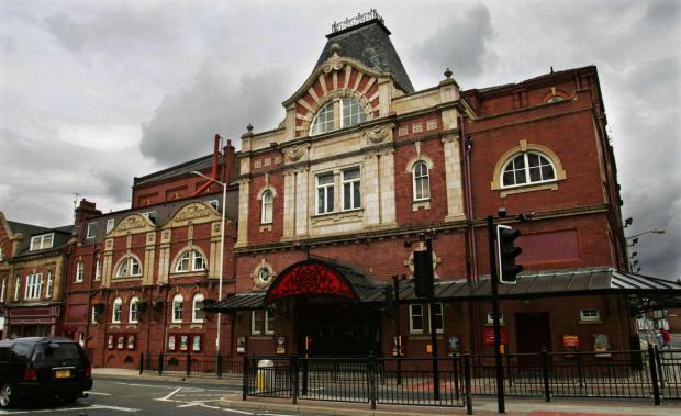 UPGRADE PLANS: Darlington Civic Theatre