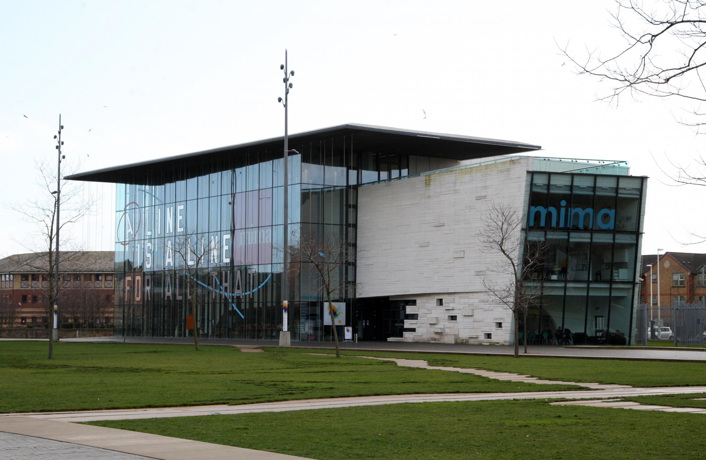 The mima in Middlesbrough
