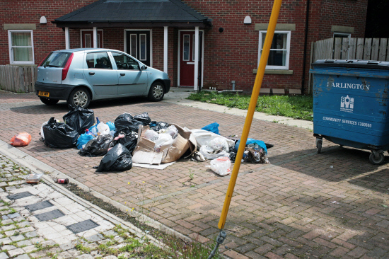 Fines issued for litter louts in county council clampdown