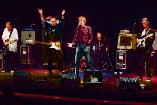 LINE UP: The Blues Band will be among the performers at Bedale music festival