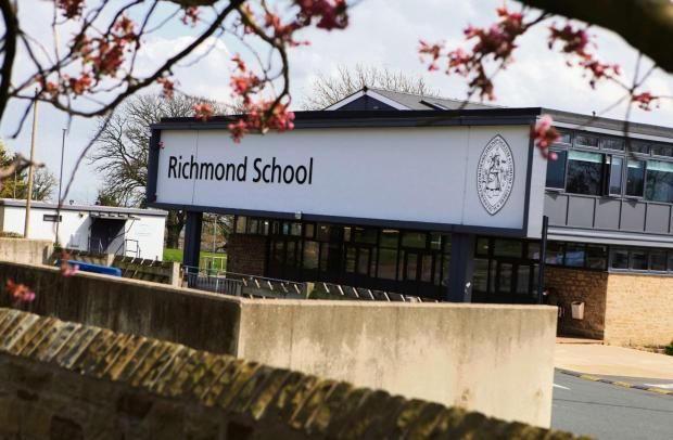 STAFF SURVEY: Richmond School