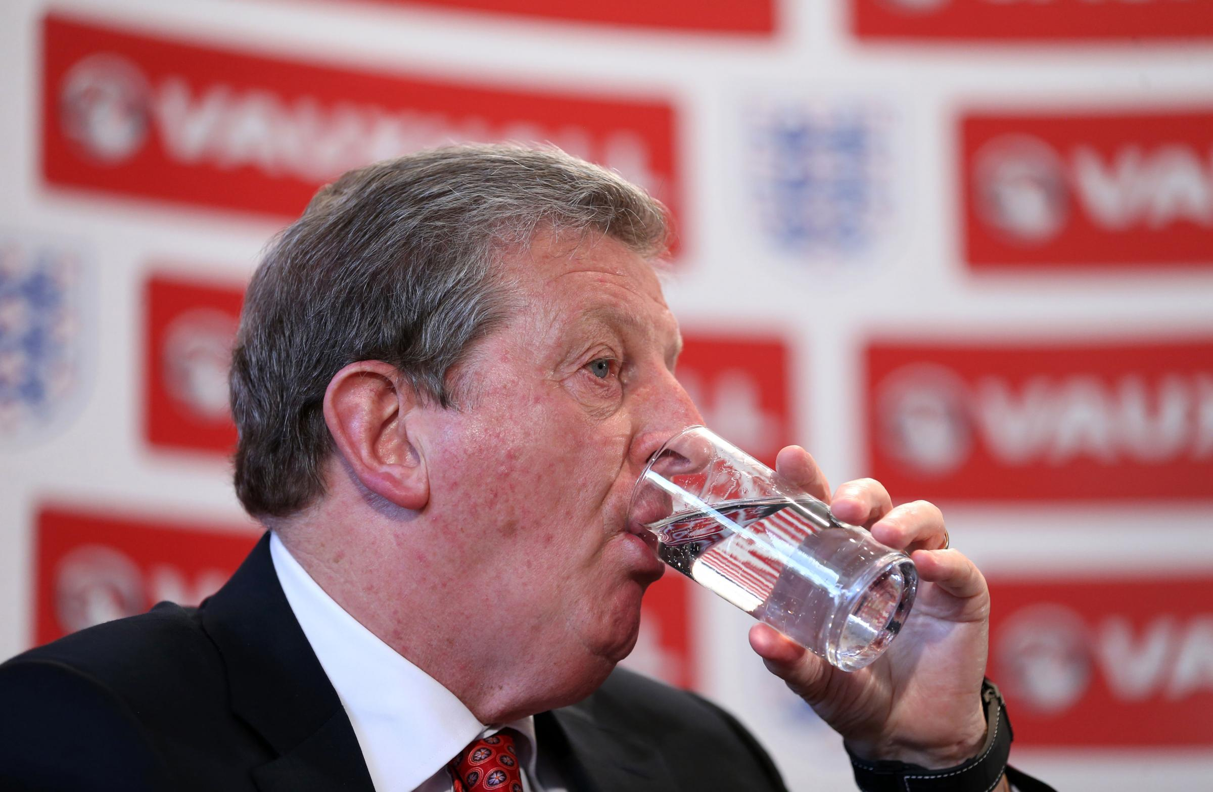 STAY FOCUSED: England manager Roy Hodgson won't allow his players to ease up in tonight's friendly with Peru at Wembley – their final home friendly game before heading to Brazil for the World Cup finals