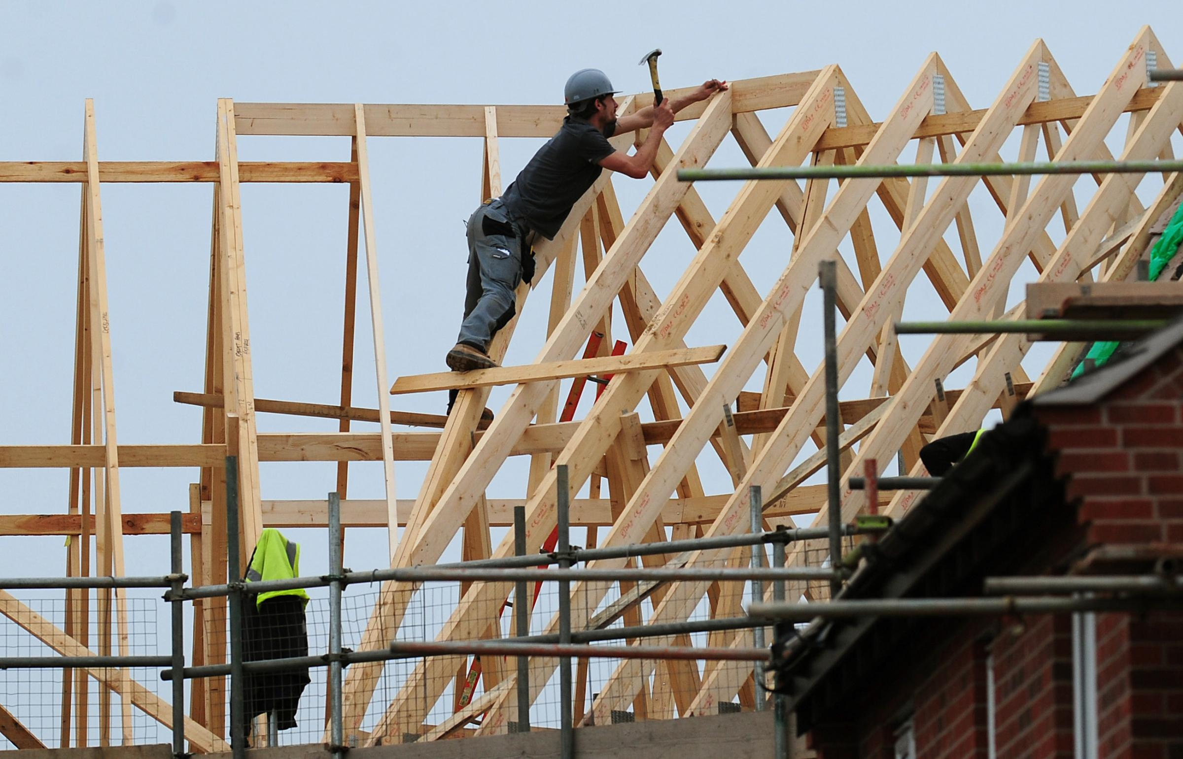 SKILLS WARNING: The Royal Institution of Chartered Surveyors has warned the construction industry faces a real skills shortage