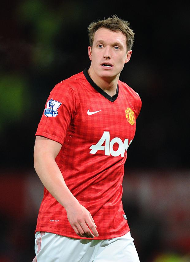 The Northern Echo: FRIENDLY: Phil Jones