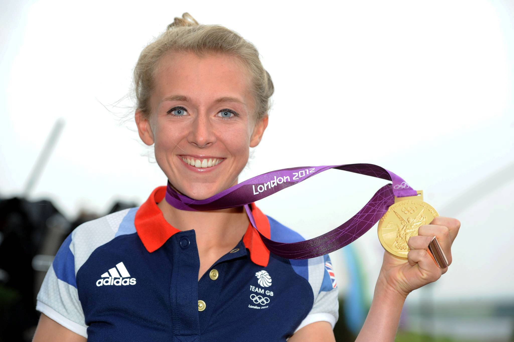 OLYMPIC DREAM: Kat Copeland is hoping to make a successful defence of her lightweight double title at the Rio Olympics in 2016