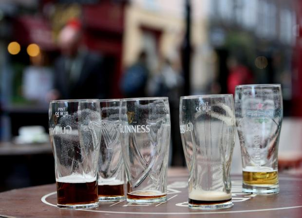 RAISING AWARENESS: Some older people drink too much without realising