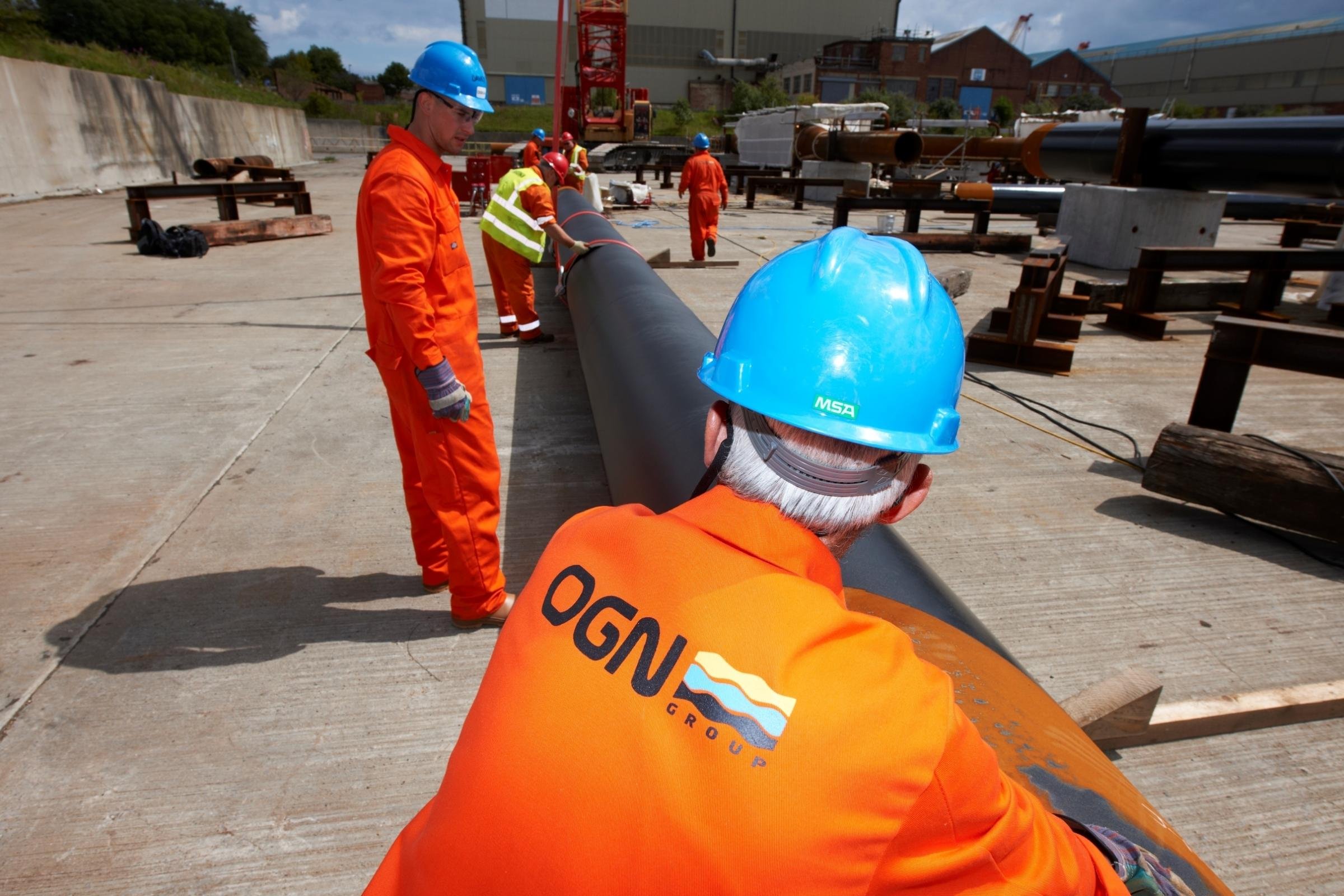 OGN Group will deliver 4,000 tonnes of fabricated units for the Nyhamma onshore gas p