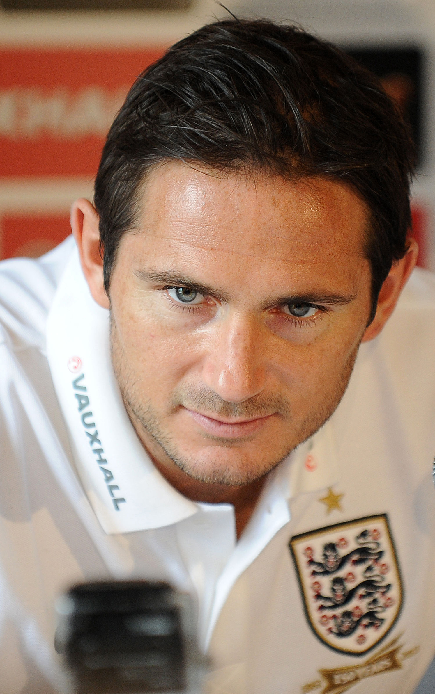 KEY ROLE: Frank Lampard will be England's vice-captain in Brazil