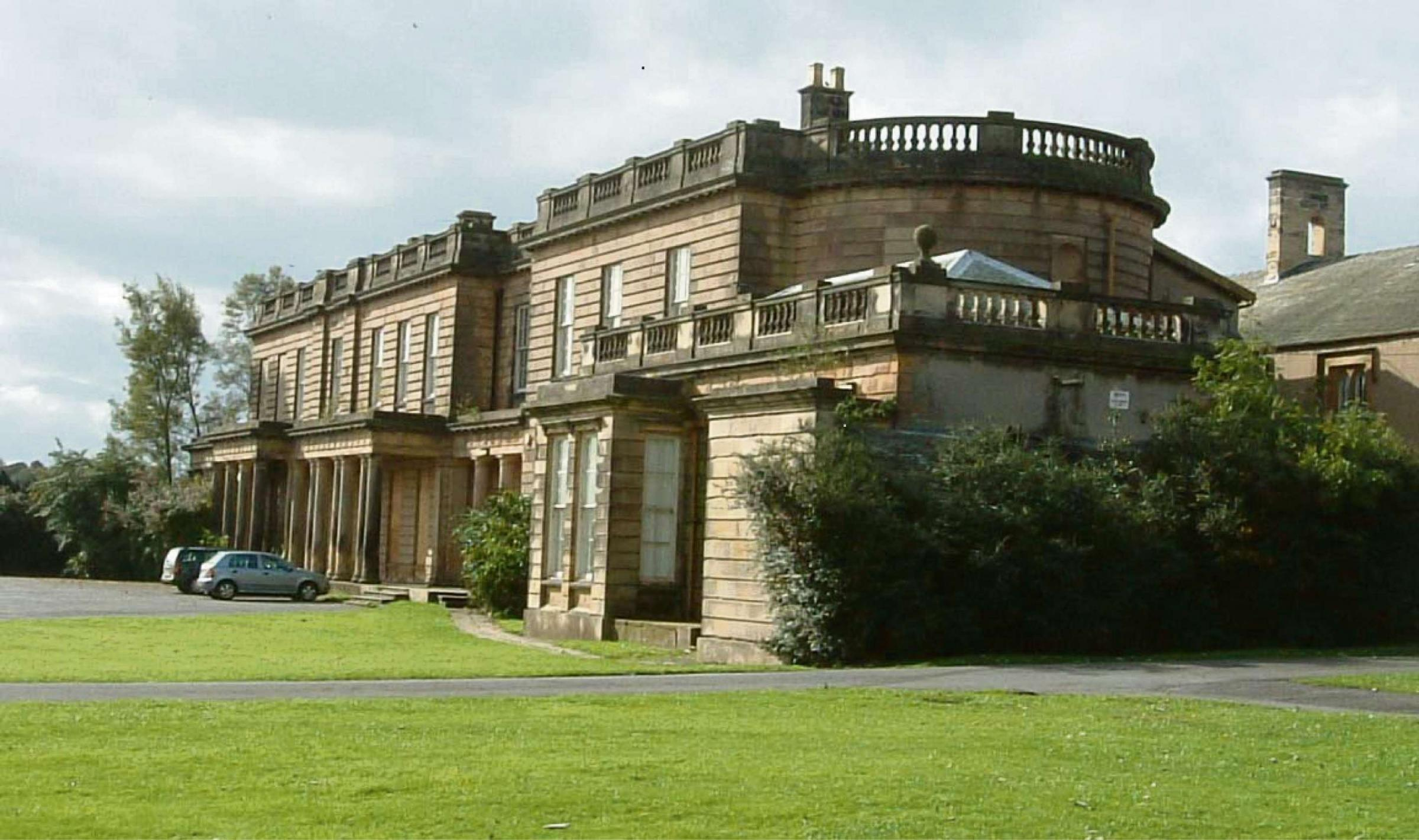 Plans for housing at historic hall sold by council