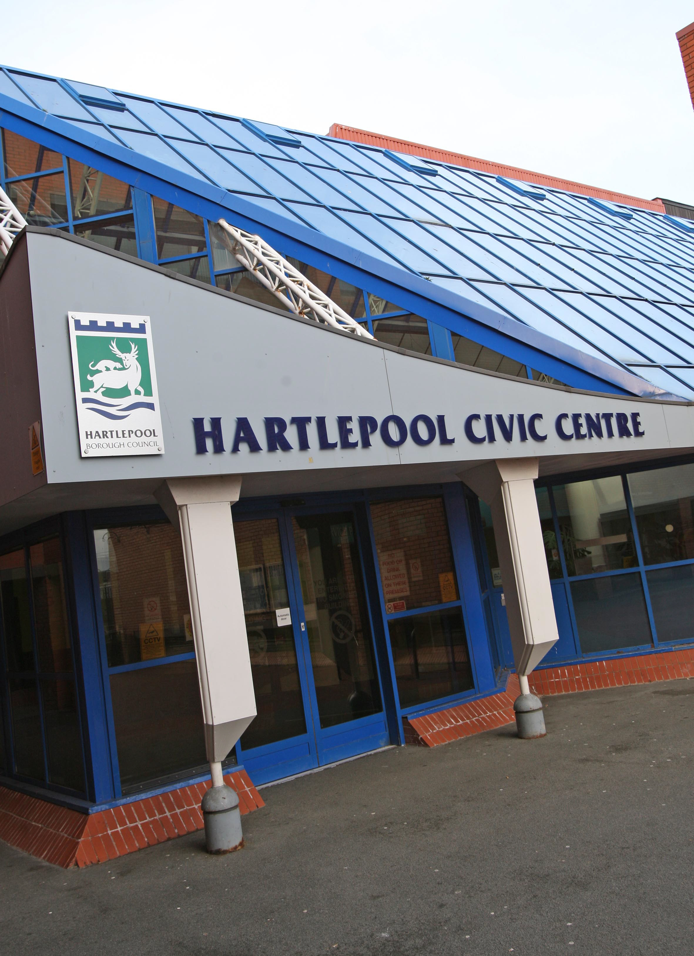 Hartlepool Civic Centre