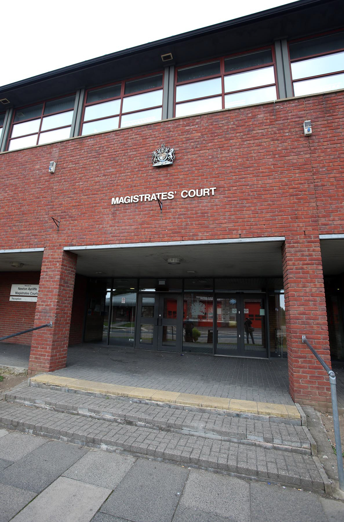 GUILTY: Newton Aycliffe Magistrates' Court