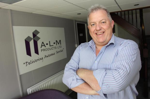 The Northern Echo: ALM managing director Tony Thompson.